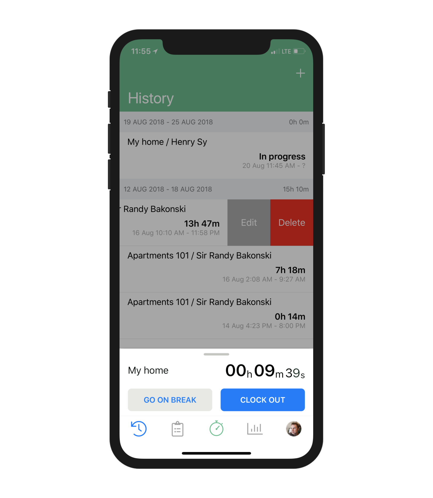 Veryfi TimeSheets app: employee tracking & scheduling